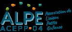 logo ALPE-ACEPP04.png Lien vers: PagePrincipale